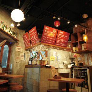 地下鉄、JR、阪神、阪急の梅田駅から徒歩5分のイタリアンバル【NagaGutsu meat(ナガグツ・ミート)】